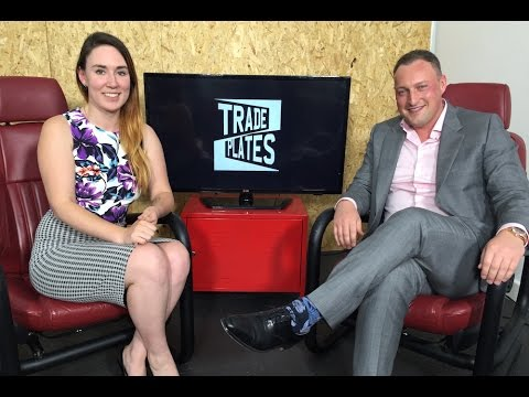 Trade Plates TV Live: CarShop CEO Jonathan Dunkley
