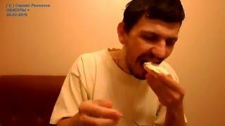 ОБЖОР плавленый продукт с сыром с грибами / Каждый день