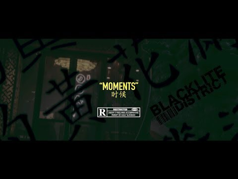 Blacklite District - Moments (Official Music Video) Mp3