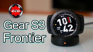 Samsung Gear S3 Frontier review completo