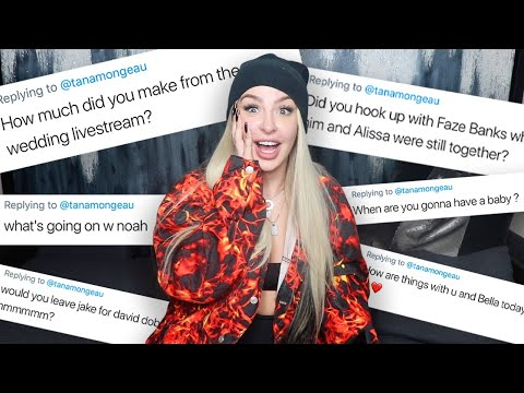 Tana Mongeau May Have Just Admitted She Hooked Up with Noah Cyrus