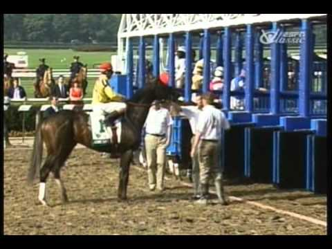 1992 Belmont Stakes - A.P. Indy