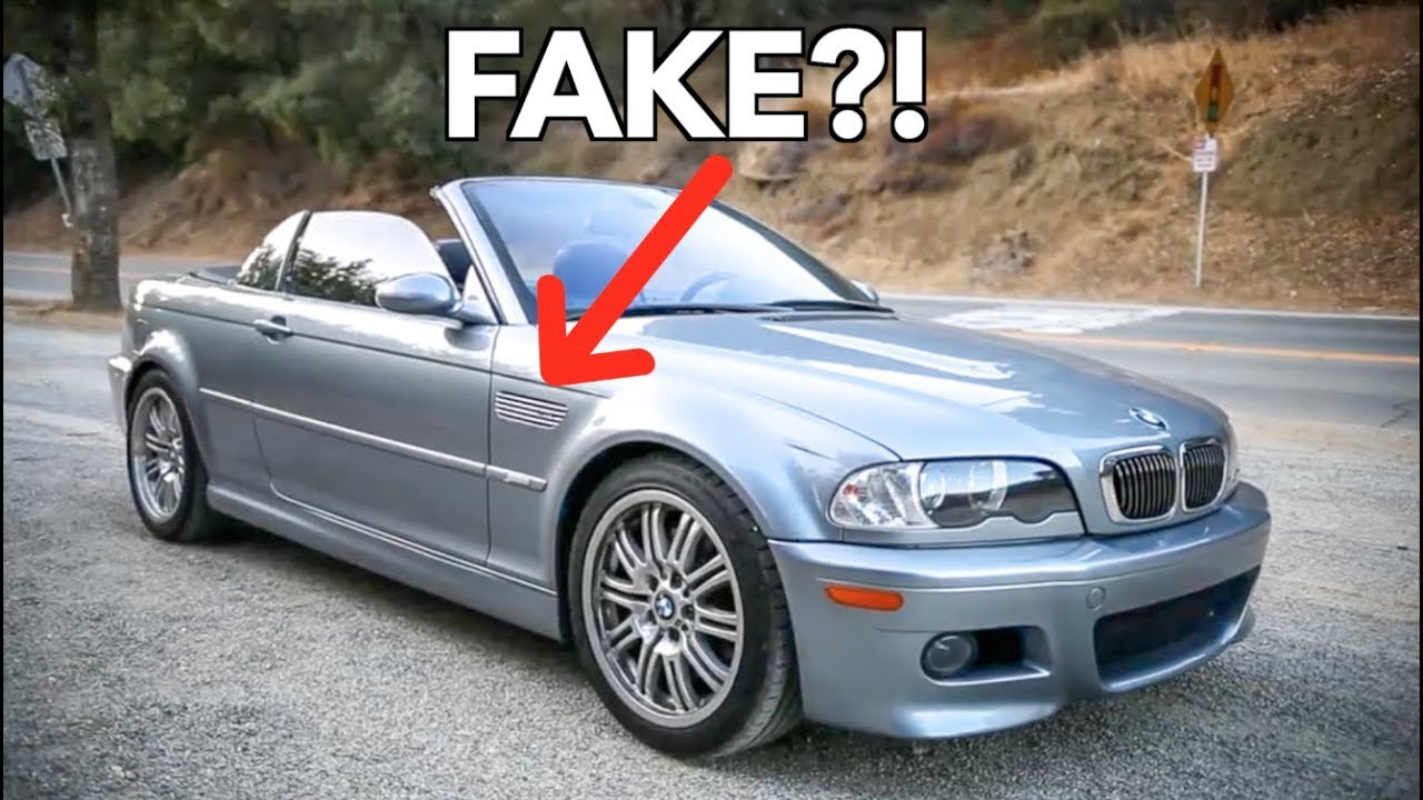 5 Things You NEVER KNEW About The E46 BMW M3!