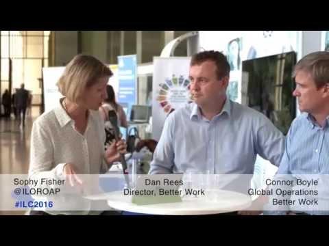 Better work in the garment industry (full session)