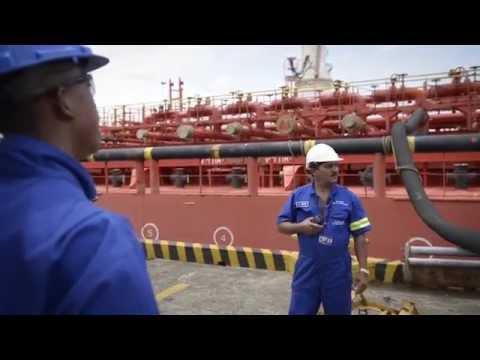 PATSA Petroamerica Terminal - Video Locución