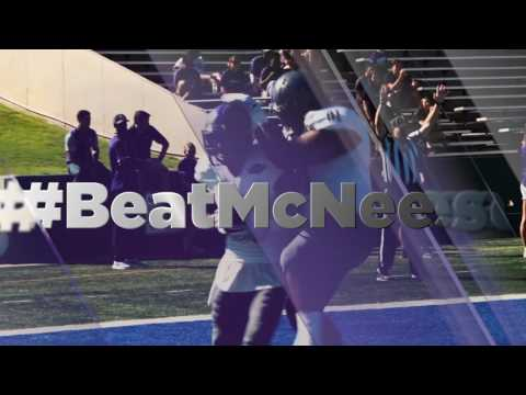 Football: One Day Until #BeatMcNeese