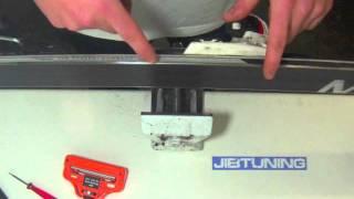 Kunzman Speed Compact Ski and Snowboard Edge Tuner Tutorial