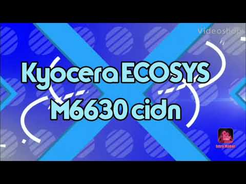 Kyocera ECOSYS M6630 cidn Review and test colour