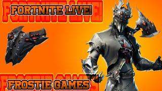 "Fortnite ""FortniteFridaySoloTournament!"" Oceania""12K kills! 107Skins"" Ps4 Gamer Giveaway@3k Day 111"