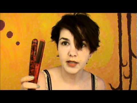 peinar el pelo corto para ir dejándolo crecer - youtube