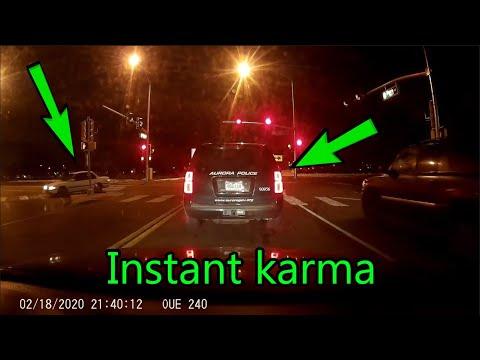 Road Rage USA & Canada | Bad Drivers, Crashes, Instant Karma, Brake Check, Insurance Fraud |New 2020