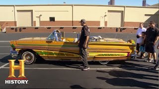 Counting Cars: A Masterpiece Impala Paint Job | History