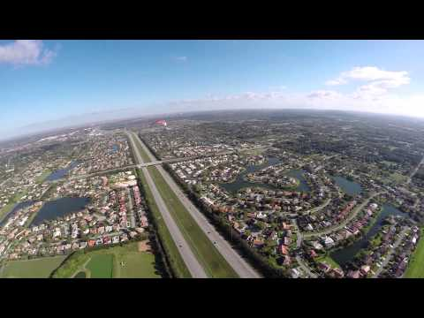 Paramotor Pembroke Pines March 2 2014
