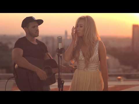 Anthony & Xonia - Dear Darlin (Olly Murs acoustic cover)