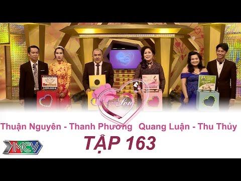 Thuận Nguyên - Thanh Phương  Thu Thủy - Quang Luận   VỢ CHỒNG SON  Tập 163  2509
