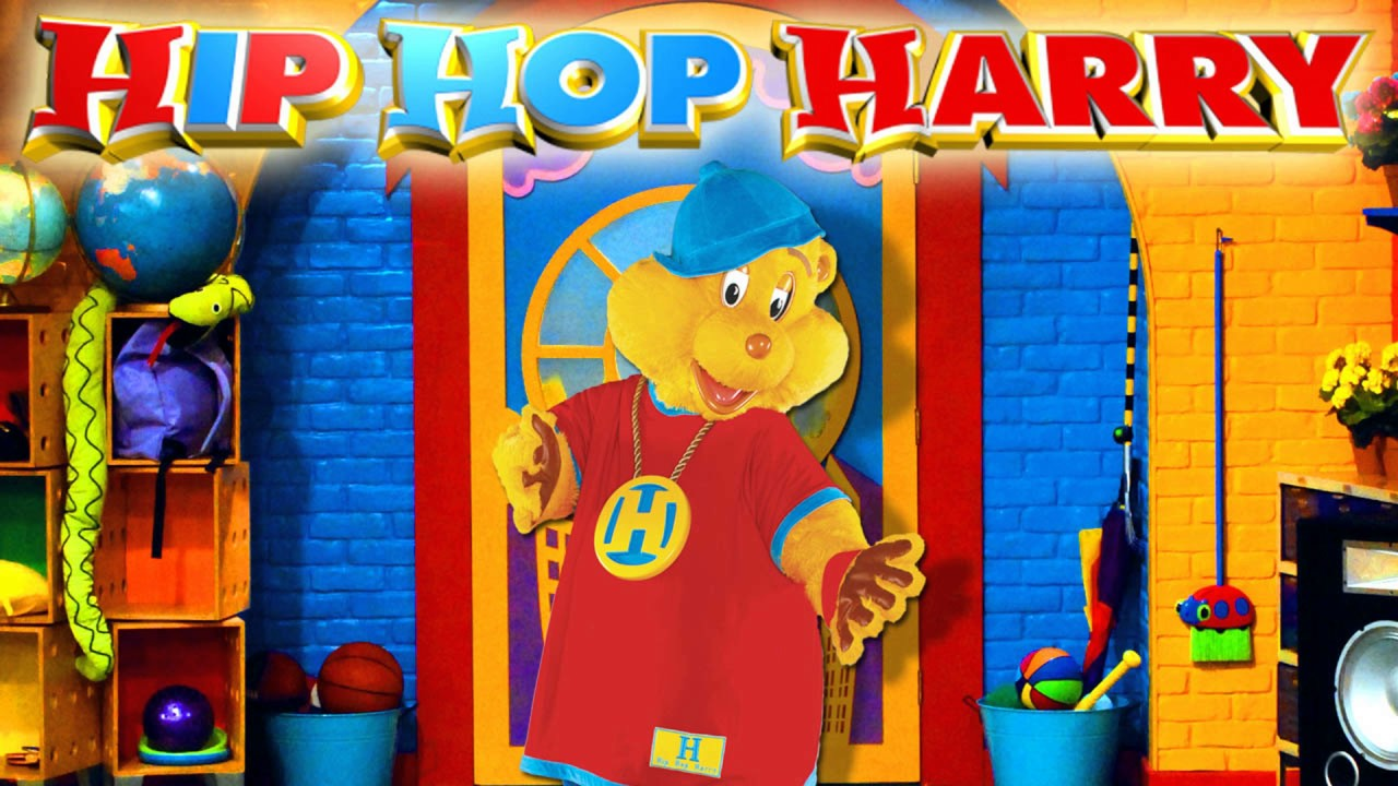 Main Theme - Hip Hop Harry: The Video Game - YouTube