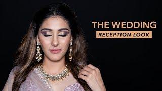 Indian Wedding Reception Makeup Look   Bengali Wedding Inspired Modern Makeup