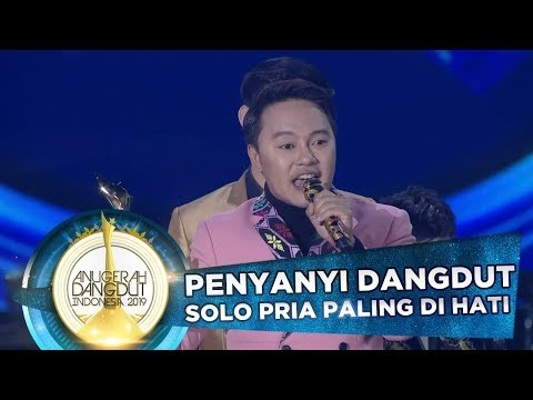 Selamat! Danang Menjadi Penyanyi Dangdut Solo Pria Paling di Hati - ADI 2019 (17/11)