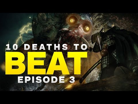 10 Deaths to Beat: Nioh Part 3 - Nue Boss