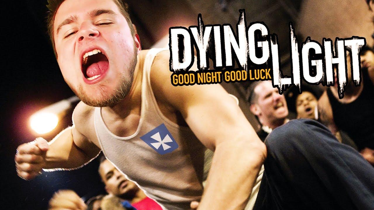 RZESZOWSKA ARENA ŚMIERCI! | Dying Light – SEZON 2 [#35] (With: Dobrodziej)