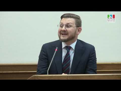 В Махачкале избран новый мэр. Им стал Салман Дадаев