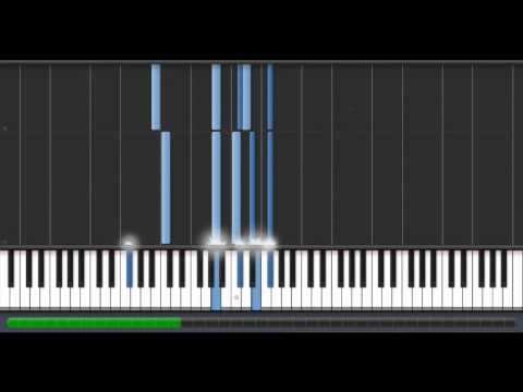 Cirkus (Dirty Loops) - piano chords