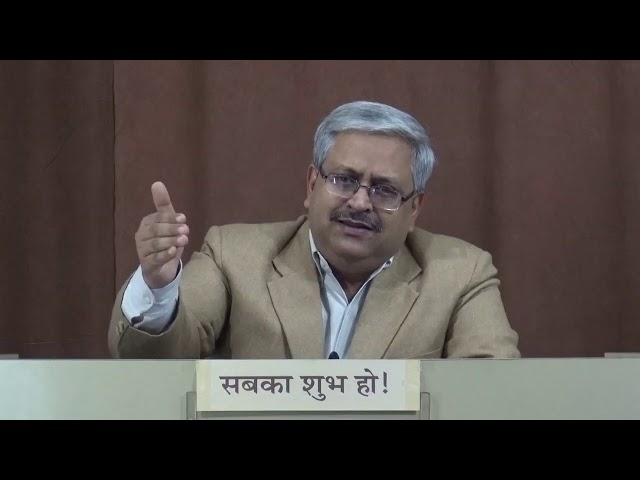 What are obstacles in achieving the Goal? (Episode 3/5) A Motivational Talk by Prof. Navneet Arora