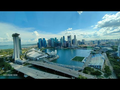 Singapore Flyer/Viewing on Top at Singapore Flyer/EmmaNidal