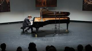 Albert Cano Smit plays Bach Art of Fugue