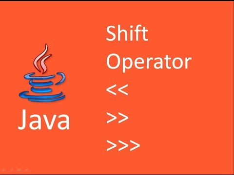 How Left Shift, Right Shift And Right Shift Filled With Zero Works In Java