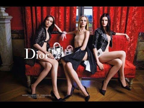 ▼ 'It's My Versailles' Dior ALL 3 Secret Garden - Fashion Films - Nik Stamps - Carole Audrey