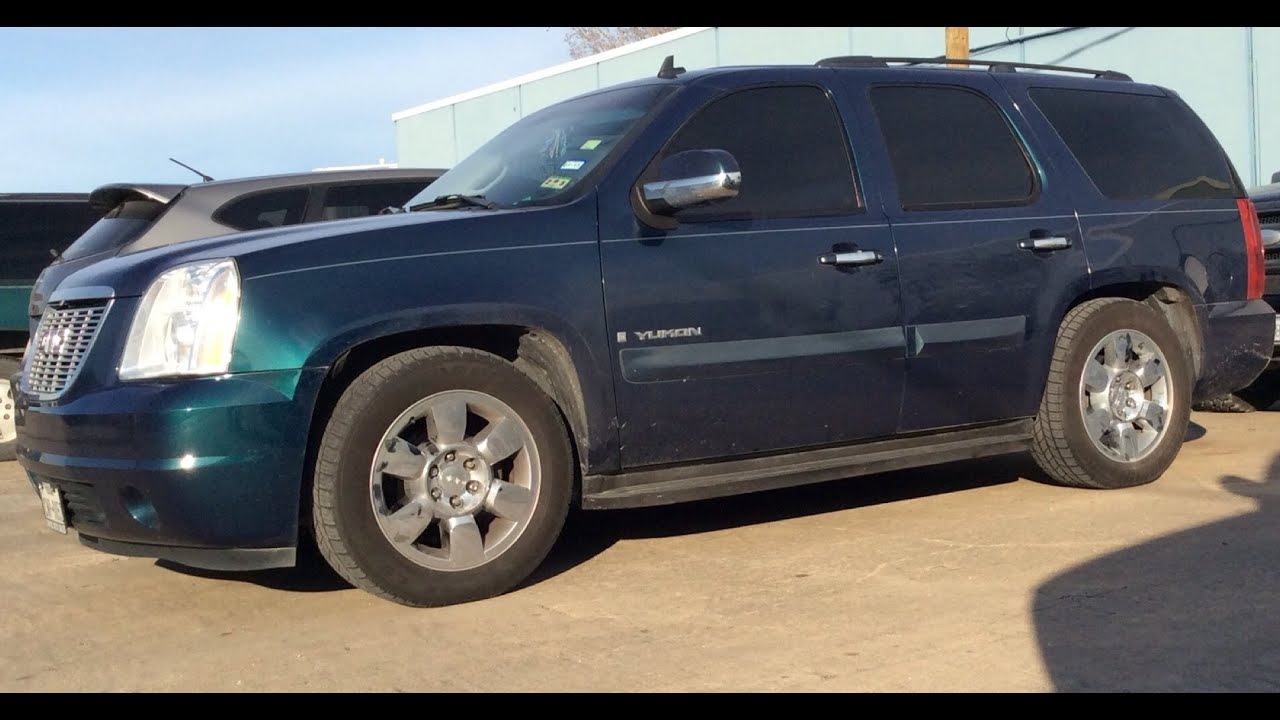 Yukon Tahoe Dropped 35 Mcgaughys Kit Reklez Pearland  YouTube