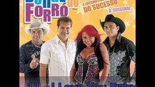 Baixar Bonde Do Forró (Volume 3) - CD COMPLETO - É Amor Demais!