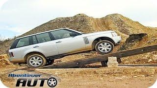 Mercedes GL vs. Range Rover TDV8 | Abenteuer Auto Classics