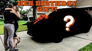Surprising My Wife With a Well Deserved New Car! **EMOTIONAL**