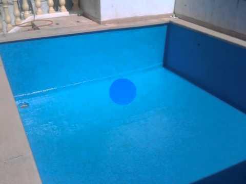 Poolbeschichtung poolabdichtung polyurethan schwimmbadabdichtung