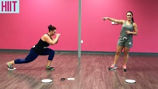 HIIT Workout for Beginners (Dance Fitness with Jessica)