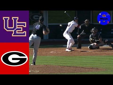 Download Evansville vs Georgia Highlights (Game 4) | 2021 College Baseball Highlights