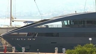 Il mega yacht