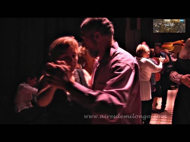 Bruselas, Patio de Tango, milonga en Belgica