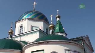 Епископ Барышский и Инзенский Филарет совершил литургию в Кафедральном соборе Ба