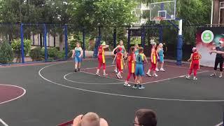 Баскетбол девочки 4 июня 2019 Витязево 03