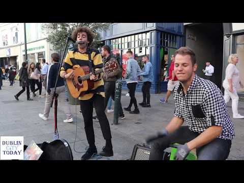 """Back Again Are Strawman &The Jackdaws With """"Galway Girl"""" (Steve Earle, Mundy, Sharon Shannon)"""