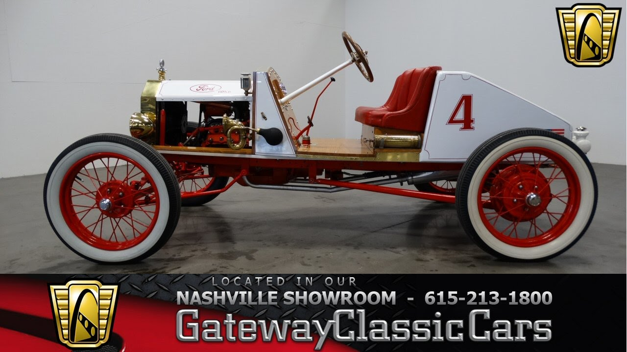 1917 Ford Speedster Replica #256, Gateway Classic Cars ...