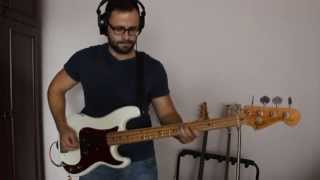 [bass cover] the killers - glamorous indie rock & roll