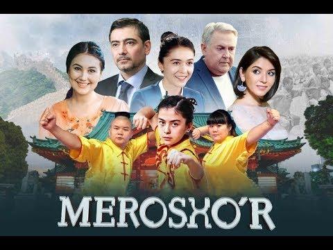 Merosxo`r (o'zbek serial) 3-qism _ 2019