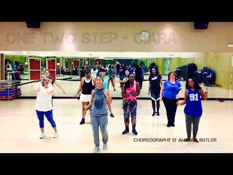 One Two Step - Ciara (Dance-Cardio) Choreo By Amanda Butler