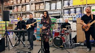 �������� ���� Barhat band - случайная (cover Светлана Лобода) ������