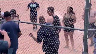 Brawl breaks out at children's baseball game in Lakewood; police seeking information