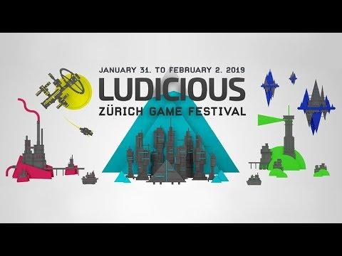 01.02.2019 - LUDICIOUS GAME FESTIVAL 2019